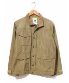 SIERRA DESIGNS(シェラデザインズ)の古着「パナミントジャケット」 ベージュ