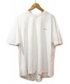 BALENCIAGA(バレンシアガ)の古着「ロゴTシャツ」|ホワイト
