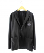 FCRB(エフシーアールビー)の古着「スワロフスリー2Bジャケット」 ブラック