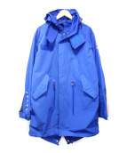 uniform experiment(ユニフォームエクスペリメント)の古着「モッズコート」|ブルー