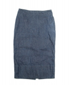 MADISON BLUE(マディソンブルー)の古着「SOFIEデニムロングスカート」
