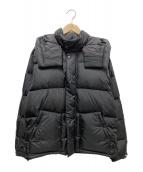 NANGA(ナンガ)の古着「シティエクスプローラーダウンジャケット」|ブラック