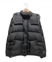 NANGA(ナンガ)の古着「シティエクスプローラーダウンジャケット」 ブラック