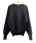 nagonstans(ナゴンスタンス)の古着「ニット」|ブラック