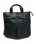 STEFANOMANO(ステファノマーノ)の古着「2WAYショルダーバッグ」|ブラック