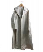 DRESSTERIOR(ドレステリア)の古着「ロングコート」|アイボリー