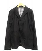 BLACK COMME des GARCONS(ブラックコムデギャルソン)の古着「ジャケット」 ブラック