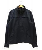 DIESEL(ディーゼル)の古着「ジップジャケット」 ブラック