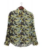 N.HOOLYWOOD(エヌハリウッド)の古着「レーヨンシャツ」