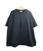 Sise(シセ)の古着「半袖スウェット」|ブラック