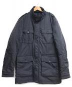 COLE HAAN(コールハーン)の古着「中綿ジャケット」|ブラック