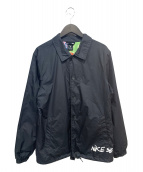 NIKE SB(ナイキエスビー)の古着「コーチジャケット」|グレー