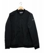 WILD THINGS(ワイルドシングス)の古着「ナイロンブルゾン」|ブラック