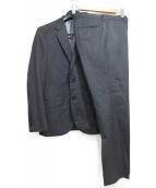 MENS BIGI(メンズビギ)の古着「2Bスーツ」|チャコールグレー