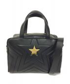 STELLA McCARTNEY(ステラマッカートニー)の古着「2WAYバッグ」|ブラック