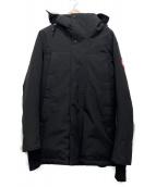 CANADA GOOSE(カナダグース)の古着「SANFORD PARKA」|ブラック