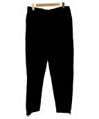 OAMC(オーエーエムシー)の古着「スウェットリブパンツ」|ブラック