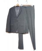 EPOCA UOMO(エポカウォモ)の古着「2Bスーツ」 グレー