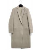 CELINE(セリーヌ)の古着「クロンビーコート」|ベージュ