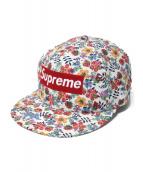Supreme(シュプリーム)の古着「Liberty Floral BOX Logo」