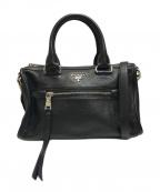PRADA()の古着「2WAYバッグ」|ブラック