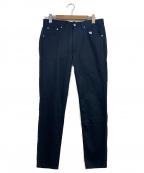 PEEL&LIFT(ピールアンドリフト)の古着「NO FUTURE jeans」 ブラック