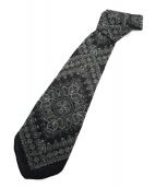 RRL(ダブルアールエル)の古着「ペイズリー柄ネクタイ」 ネイビー