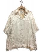 G.V.G.V(ジーヴイジーヴイ)の古着「サマーベルベットスキッパーシャツ」