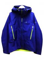 MILLET(ミレー)の古着「カメットジャケット」|ブルー