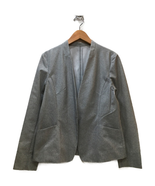 COMME CA(コムサ)COMME CA (コムサ) スカートスーツ グレー サイズ:9の古着・服飾アイテム