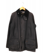 Barbour(バブアー)の古着「オイルドジャケット ビデイル BEDALE」|ブラック