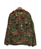 GROWING PAINS(グローイングペインズ)の古着「ミリタリージャケット」