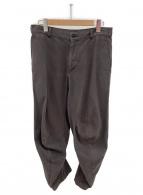 ()の古着「変形パンツ」 グレー