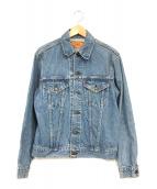 ()の古着「デニムジャケット」|ブルー