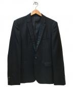 blackbarrett(ブラックバレット)の古着「スーツ」 ブラック