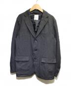 sage de cret(サージュデクレ)の古着「3Bジャケット」|グレー