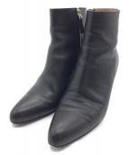 MARNI(マルニ)の古着「ショートブーツ」|ブラック