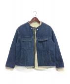 N.HOOLYWOOD(エヌハリウッド)の古着「19AW ボアライナー3WAYデニムジャケット」|インディゴ