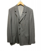 YS for men(ワイズフォーメン)の古着「3Bスーツ」 グレー