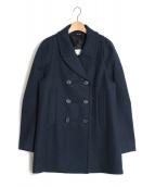 Maison Margiela 1(メゾン マルジェラ1)の古着「Pコート」|ネイビー