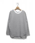 IENA(イエナ)の古着「ラウンドテールロングTシャツ」