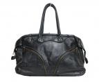 Jas-M.B.(ジャスエムビー)の古着「ハンドバッグ」|ブラック