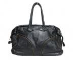 Jas-M.B.(ジャスエムビー)の古着「ハンドバッグ」 ブラック