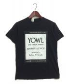 N.HOOLYWOOD(エヌハリウッド)の古着「プリントTシャツ」|ブラック