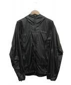 Columbia(コロンビア)の古着「ナイロンジャケット」|ブラック