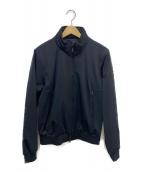 EA7(イーエーセブン)の古着「ウォータープルーフ中綿ブルゾン」|ブラック