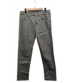 MCQ Alexander McQueen(マックキュー アレキサンダーマックイーン)の古着「パンツ」|グレー