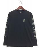 MOUNTAIN RESEARCH(マウンテンリサーチ)の古着「19SS Bear Sleeve」|ブラック