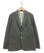MAISON KITSUNE(メゾンキツネ)の古着「テーラードジャケット」|グレー