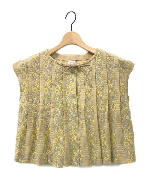 ANTIPAST(アンティパスト)ANTIPAST (アンティパスト) ブラウス サイズ:1の古着・服飾アイテム